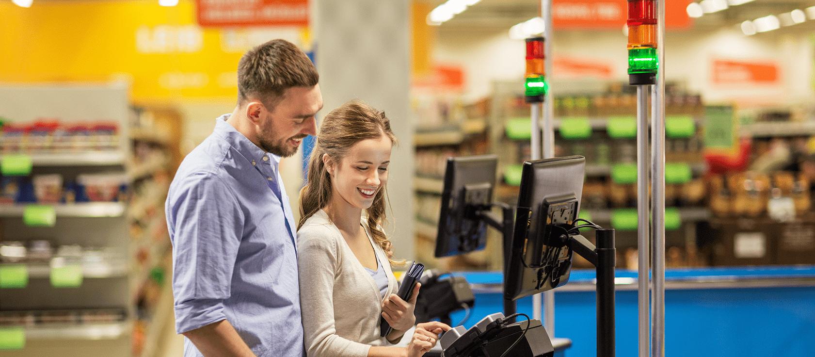 Kasy samoobsługowe – przyszłość handlu detalicznego